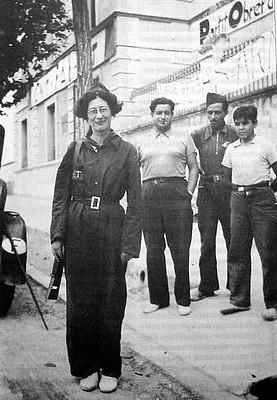 Barcelone 1936